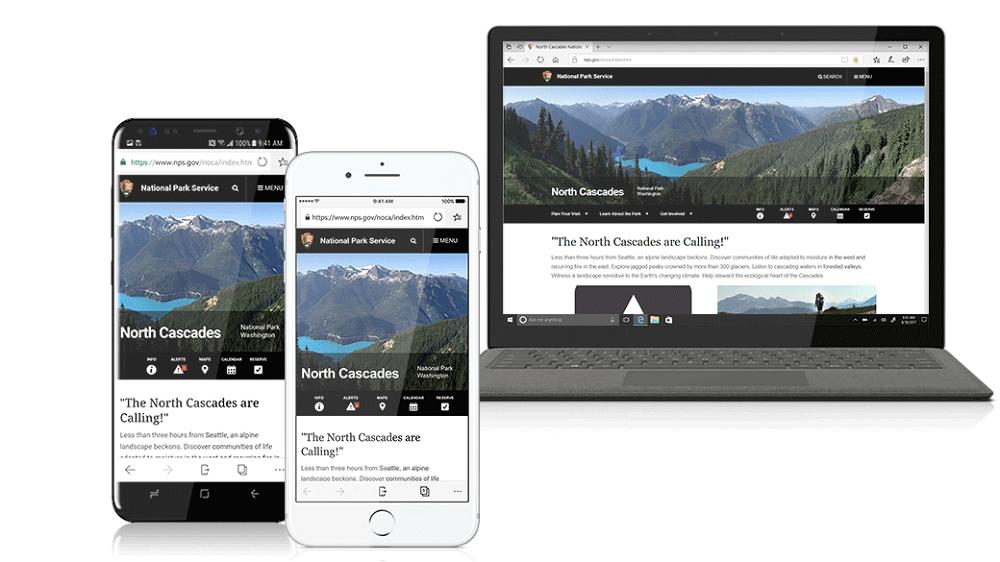 Microsoft Edge доступен для Android