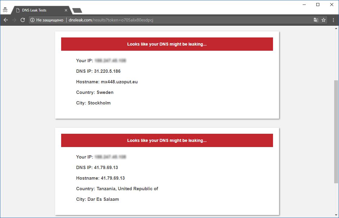 DNSLeak.com