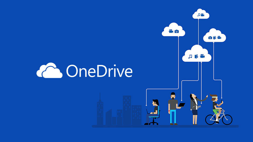 Overview Microsoft OneDrive - online store