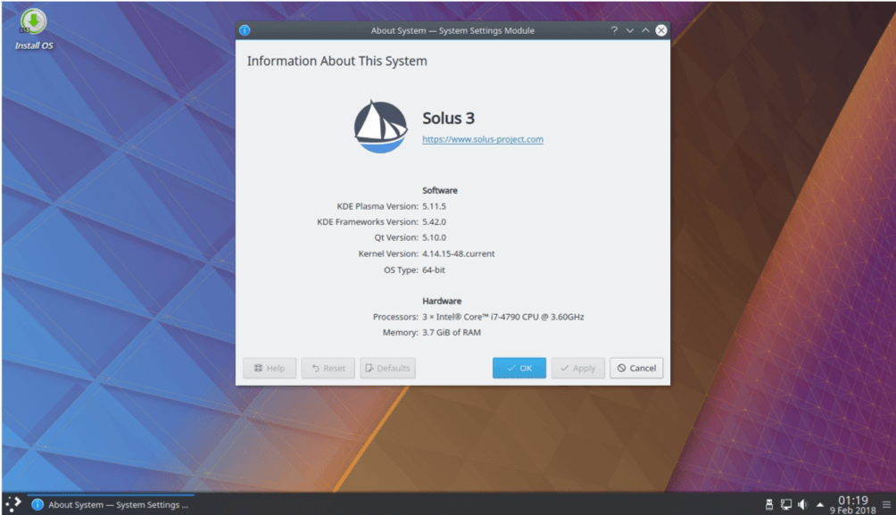 Обзор Solus Plasma Early Access