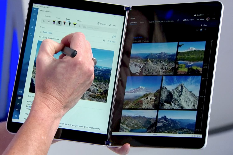 Microsoft представила эмулятор Windows 10X: попробуйте новую систему для устройств с двумя экранами