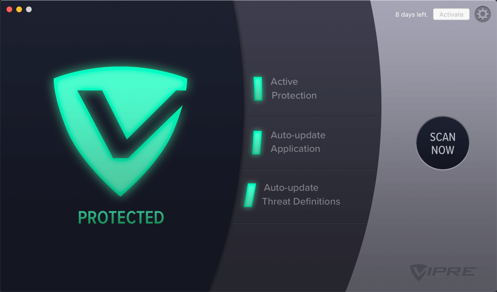 VIPRE Advanced Security for Home - Mac Edition