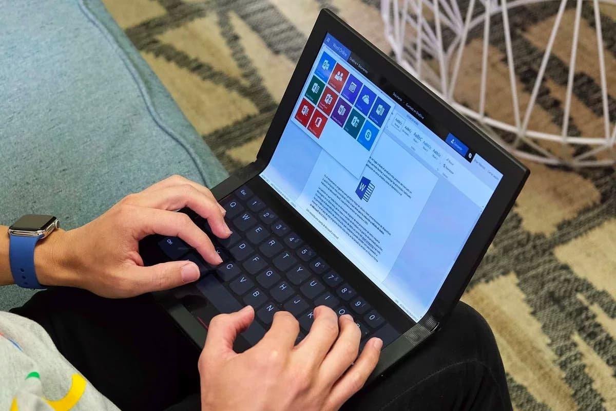 Windows 10X – название новой ОС Microsoft для устройств с двумя экранами?