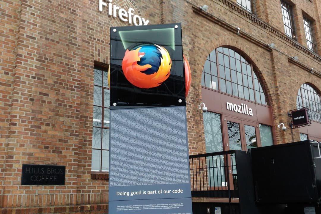 Mozilla: очередное свидетельство того, что нужно выбрать Firefox