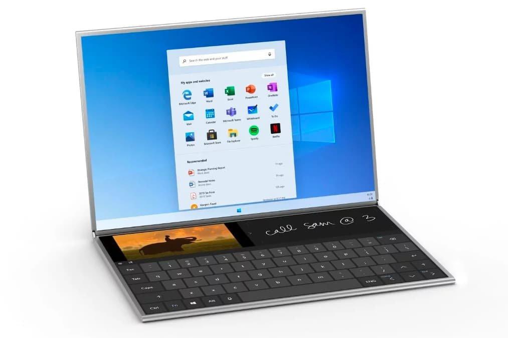 Утечка подтверждает, что Microsoft готовит Windows 10X для ноутбуков