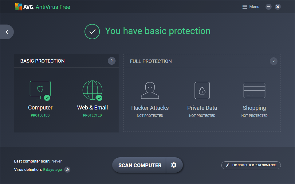 Доступен AVG Antivirus BETA с движком Avast