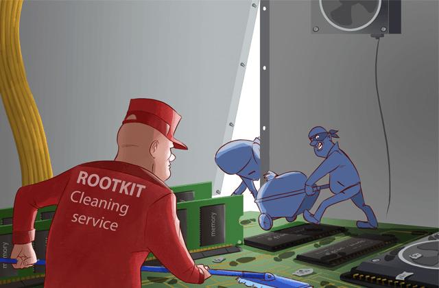 «Лаборатория Касперского» патентует метод обнаружения присутствия руткитов